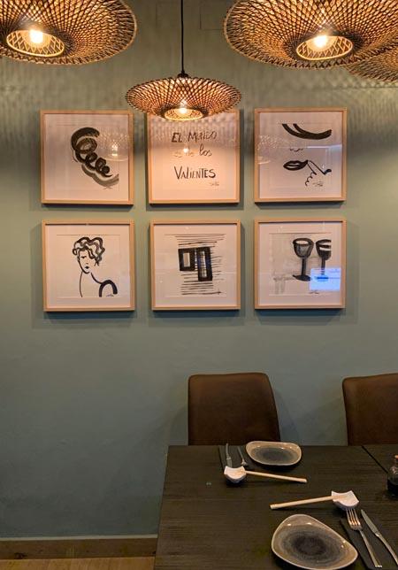restaurante soca galeria 7